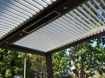'Eclipse' Opening Roof; East Lindfield