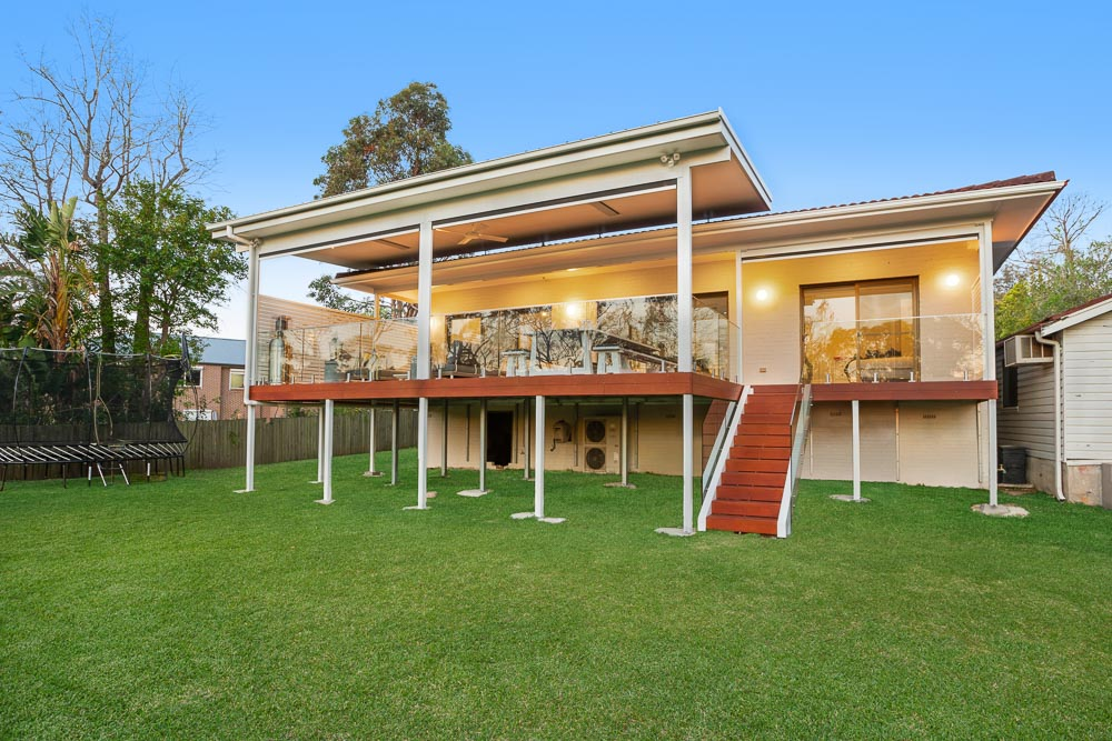 Inspired Outdoor Living in West Pymble