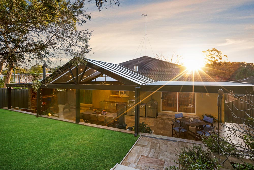 """""""The best of both worlds"""" in Berowra"""