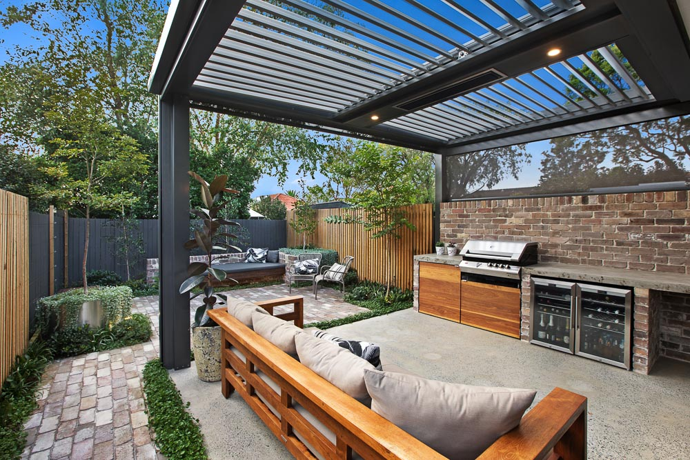 The Outdoor Room at Cammeray